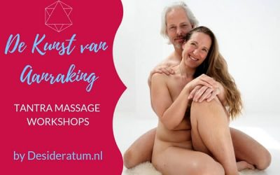 30 nov & 1 dec: De Kunst van Aanraking