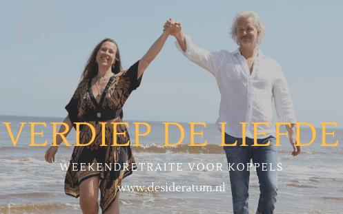 27 t/m 29 nov: Verdiep de Liefde! Koppelsretraite (VOL)